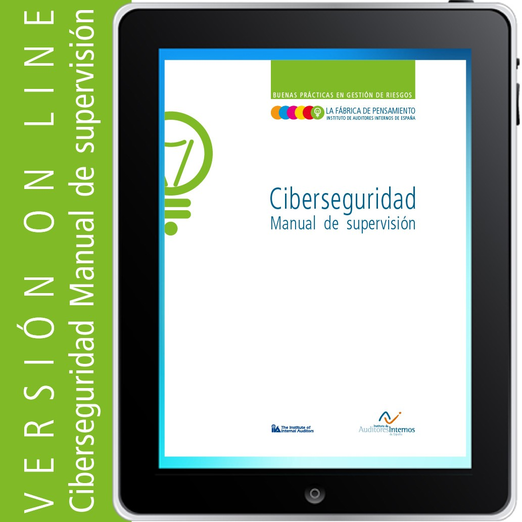 Ciberseguridad. Manual de supervisión (Ebook)